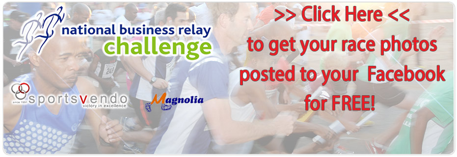 25th National Business Challenge Relay 2016 banner