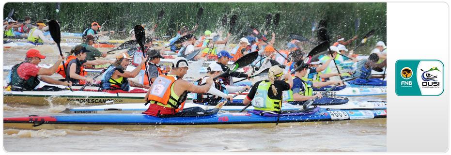 FNB Dusi Canoe Marathon 2018 banner